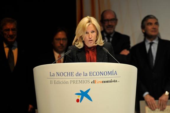 María DoloresDancausa (Bankinter)