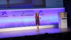 La periodista Ana Samboal fue la encargada de presentar la gala de 2016