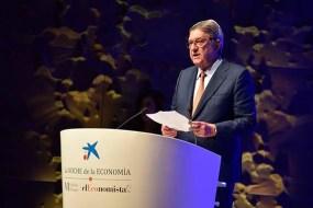 El presidente de Editorial Ecoprensa, Alfonso de Salas