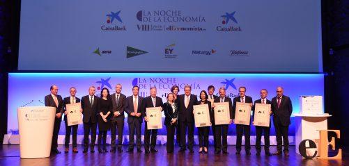 Foto de Familia VIII Edición La Noche de la Economía