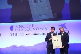 Luis Maroto, presidente de Amadeus, y José Luis Perelli, presidente de EY España.