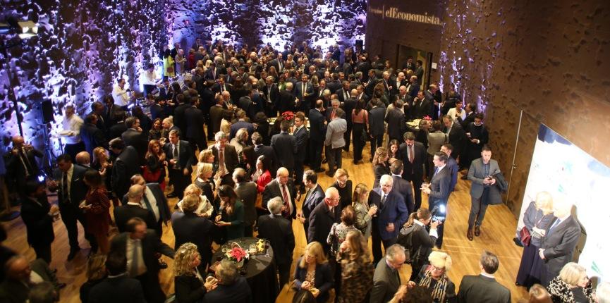 Cóctel Cena tras la entrega de premios