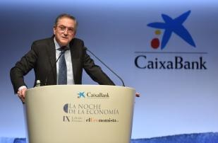 Ginés Clemente, CEO de Aciturri después de recoger el premio a la Operación Empresarial