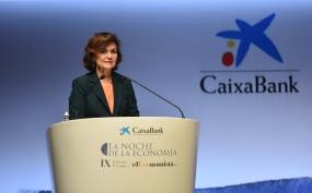 Carmen Calvo, Vicepresidenta del Gobierno y ministra de la Presidencia, Relaciones con las Cortes e Igualdad