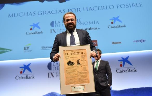 Gabriel Escarrer, vicepresidente y Ceo de Meliá Hotels International
