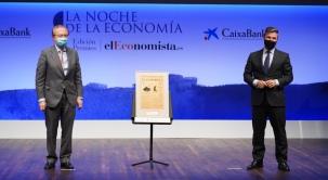 José María Fernández Sousa-Faro, presidente de PharmaMar y Federico Linares, EY