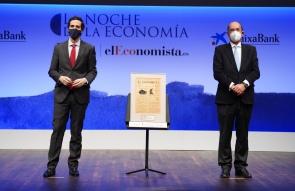 Pablo Rivas, fundador de Global Alumni y José Luis González Besada director de Comunicación y Relaciones de El Corte Inglés